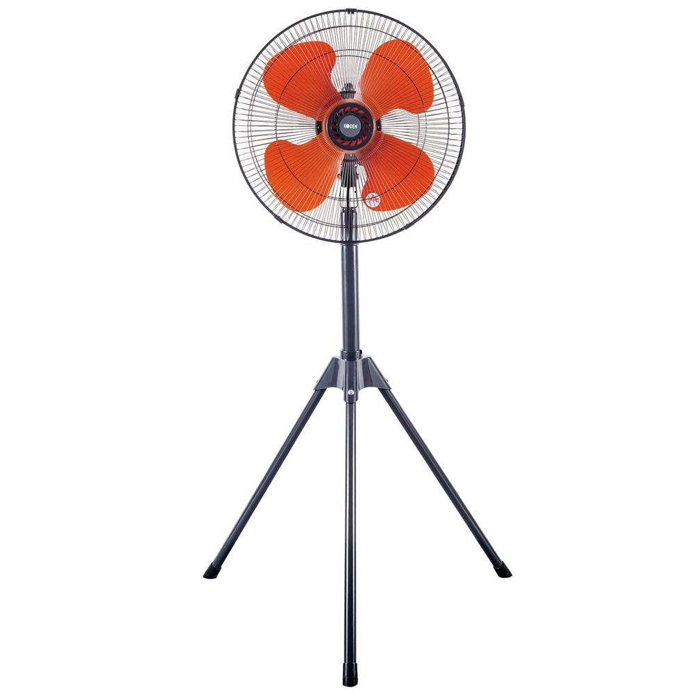 広電 KODEN 工業扇風機 (三脚型) 45cm樹脂羽根 KSF4504-H